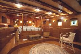 Over The Rainbow Dickie Yacht 35M Interior 3