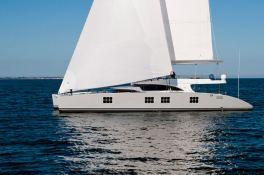 Ipharra  Sunreef Catamaran Sail 102' Interior 14