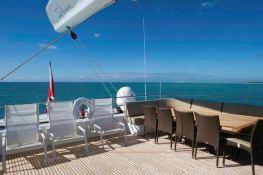 Ipharra  Sunreef Catamaran Sail 102' Interior 15