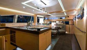 Ipharra  Sunreef Catamaran Sail 102' Interior 3