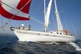 Dame Des Tropiques CMN Schooner 28M Exterior 1
