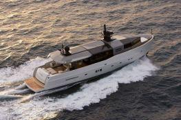 Pangea Arcadia Yacht 85' Exterior 1