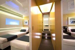 Yacht 85' Arcadia Interior 2