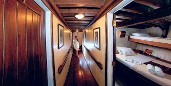 Seven Seas   Schooner 40M Interior 5