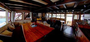 Seven Seas Schooner 40M Interior 4