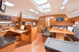 Bavaria 50 Cruiser Bavaria Yachts Interior 1