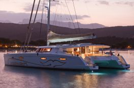 Moby Dick  Fountaine Pajot Galathea 65 Exterior 2