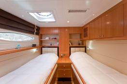 Moby Dick  Fountaine Pajot Galathea 65 Interior 4