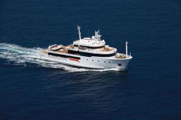 Tribu Mondomarine Yacht 50M Exterior 0