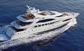 Princess Iolanthe Mondomarine Yacht 48M Exterior 1