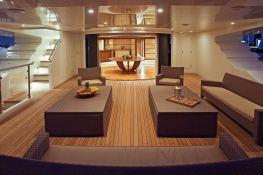 Princess Iolanthe Mondomarine Yacht 48M Interior 3