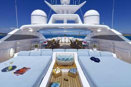 Oceanos  Mondomarine Yacht 49M Exterior 3