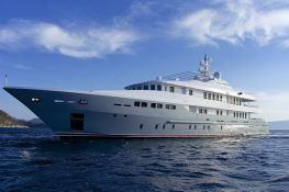 Oceanos  Mondomarine Yacht 49M Exterior 1