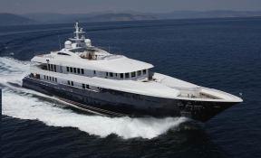 Oceanos Mondomarine Yacht 49M Exterior 2