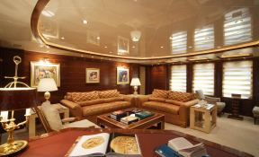 Oceanos Mondomarine Yacht 49M Interior 5