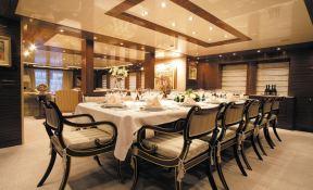 Oceanos  Mondomarine Yacht 49M Interior 4