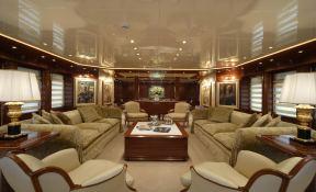 Oceanos  Mondomarine Yacht 49M Interior 7