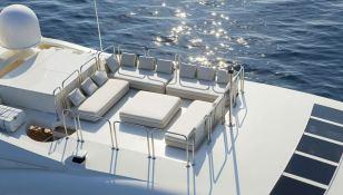 Sierra Romeo Mondomarine Yacht 41M Exterior 2