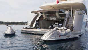 Sierra Romeo Mondomarine Yacht 41M Exterior 3