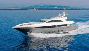 Sierra Romeo Mondomarine Yacht 41M Exterior 1