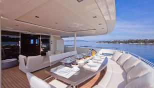 Sierra Romeo Mondomarine Yacht 41M Exterior 4