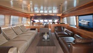 Sierra Romeo Mondomarine Yacht 41M Interior 5