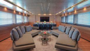 Sierra Romeo Mondomarine Yacht 41M Interior 6