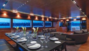 Sierra Romeo Mondomarine Yacht 41M Interior 7