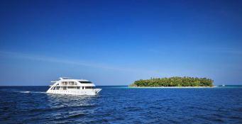 Maldives Mosaique Maldives Yachts Yacht 137' Exterior 1