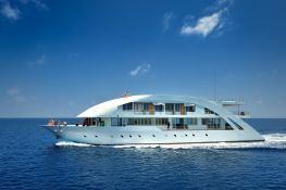 Maldives Mosaique  Maldives Yachts Yacht 137' Exterior 2