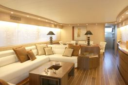 My Life Maiora Yacht 27M Interior 1
