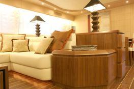 My Life  Maiora Yacht 27M Interior 2