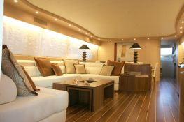 My Life Maiora Yacht 27M Interior 4