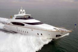 My Life  Maiora Yacht 27M Exterior 1