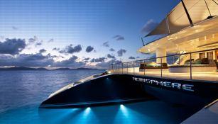Hemisphere Pendennis Catamaran 145' Exterior 3