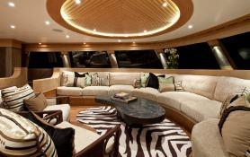 Hemisphere Pendennis Catamaran 145' Interior 2