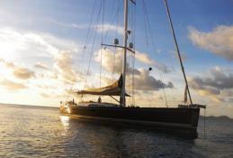 Alix Nautor's Swan Yacht 90' Exterior 2