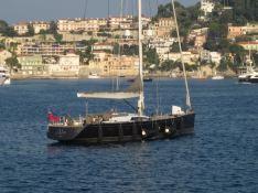 Alix Nautor's Swan Yacht 90' Exterior 1