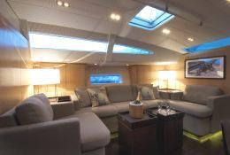 Alix Nautor's Swan Yacht 90' Interior 4