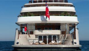Reborn (ex Boadicea) Amels Yacht 76M Exterior 2