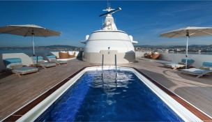 Reborn (ex Boadicea) Amels Yacht 76M Exterior 3
