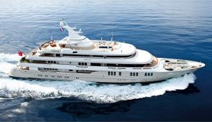 Reborn (ex Boadicea) Amels Yacht 76M Exterior 1