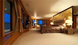 Reborn (ex Boadicea) Amels Yacht 76M Interior 5