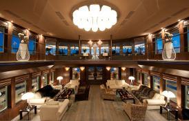 Reborn (ex Boadicea) Amels Yacht 76M Interior 4