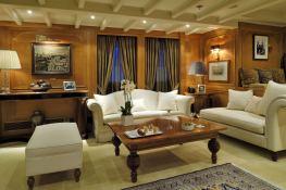 Christina O   Yacht 99M Interior 1