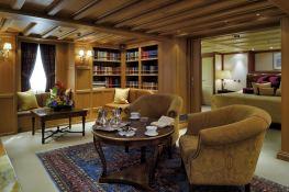Christina O   Yacht 99M Interior 2