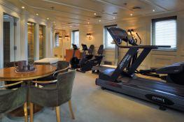Christina O   Yacht 99M Interior 5