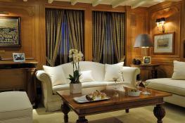 Christina O   Yacht 99M Interior 4