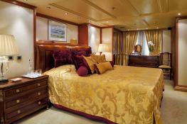 Christina O   Yacht 99M Interior 6