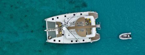 Zylkene1  Lagoon Catamaran Lagoon 560 Exterior 1